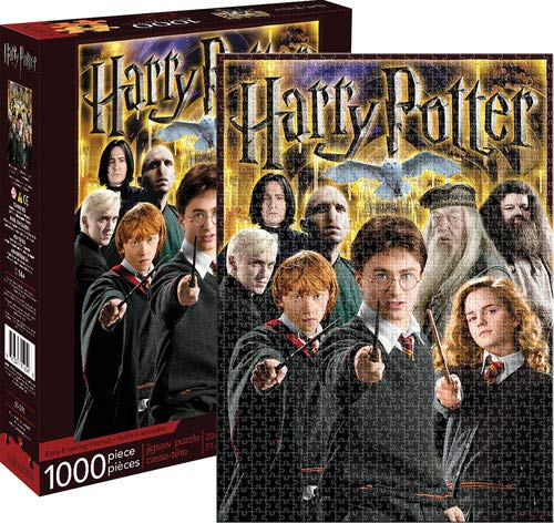 Harry Potter Collage 1000 Stück Puzzle 710mm x 510mm (nm)