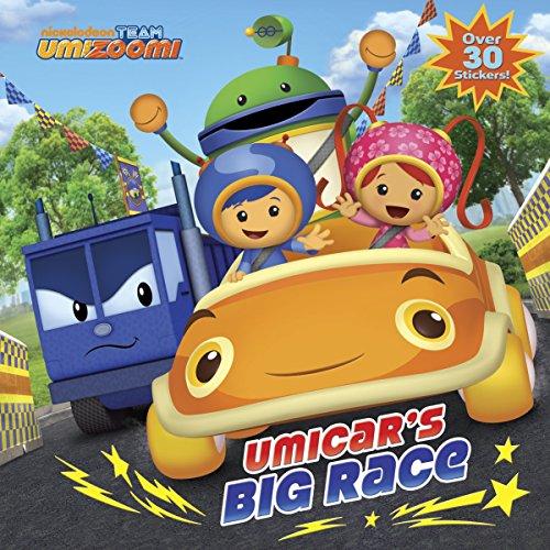 Umicar's Big Race (Team Umizoomi) por Random House