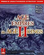 Age of Empires II - The Age of Kings : Prima's Unauthorized Strategy Guide de Prima Development