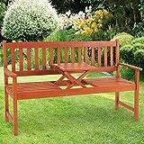 Deuba Gartenbank Picknick Tisch