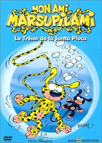 Mon ami Marsupilami: Le Trésor de la Santa Pioca