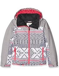 Roxy Sassy–Chaqueta de esquí para niña Windy Road True Black Fr: 16ans (talla fabricante: 16/XXL)