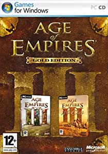 Age of Empires III - édition gold