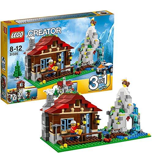 LEGO Creator 31025 - Berghütte Bewertung und Vergleich