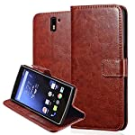 Features: - Made of high quality PU leather with metal magnetic closure - Easy to put and take the commuter case on your waist - Protect your mobile phone from scratch, bump, and shock. Package includes: Leather Case* 1 Warm Tip: 1. We offer 90 days ...