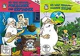 Forscher und Erfinder + Unsere Erde (12 DVDs)