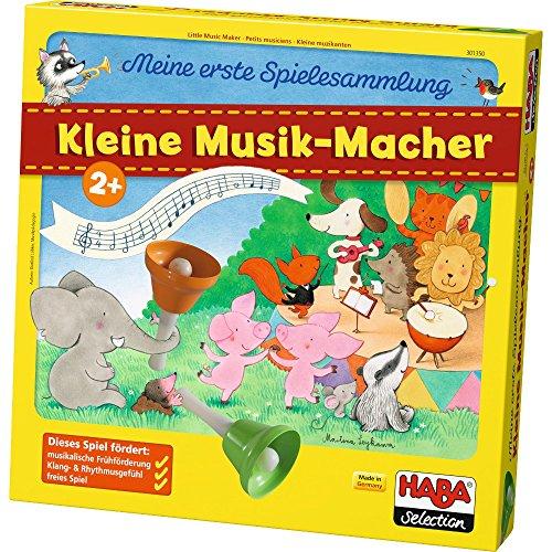 Haba Selection 301350 Meine erste Spielesammlung - Kleine Musik-Macher