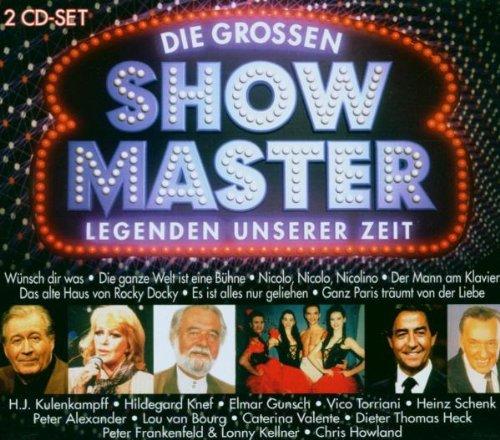 Die Grossen Deutschen Showmaster - Legenden unserer Zeit