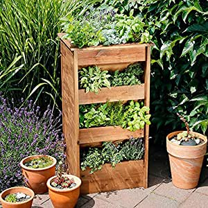 G rtner p tschke cassetta a torre porta piante aromatiche - Porta piante aromatiche ...