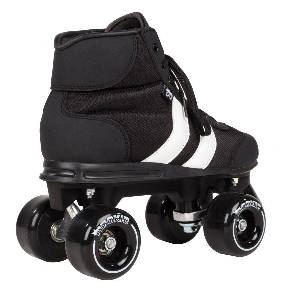 Rookie roller skates amazon - Rookie Retro V2 Rollerskates Black White Amazon Co Uk Sports Outdoors