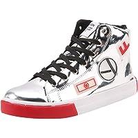 Miss Fortan Scarpe Sportive Uomo Aumento Ampliare Sneakers Alte Taglie Forti Scarpe da Basket Fitness Running Sneakers…