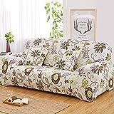Anti-rutsch-schutzhüllen,Europäische Hohe elastizität Möbel-protector für kinder und haustiere Anti-rutsch Couch-abdeckung Schnittsofa werfen pa Für die ganze saison-N 1 Pillows(17.7*17.7inch)