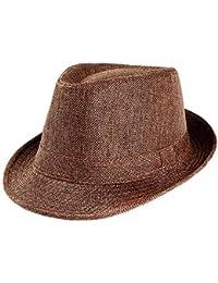 Cap Hat para Mujer para Hombre Panamá Sombreros Lisos Tamaños Cómodos Playa  Sombrero De Paja Sombrero dcb491abb31