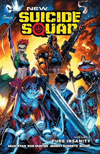 Vor Schulterzucken (New Suicide Squad Vol. 1: Pure Insanity (The New 52))