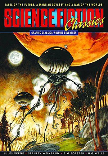 Graphic Classics Volume 17: Science Fiction Classics (Graphic Classics (Graphic Novels))