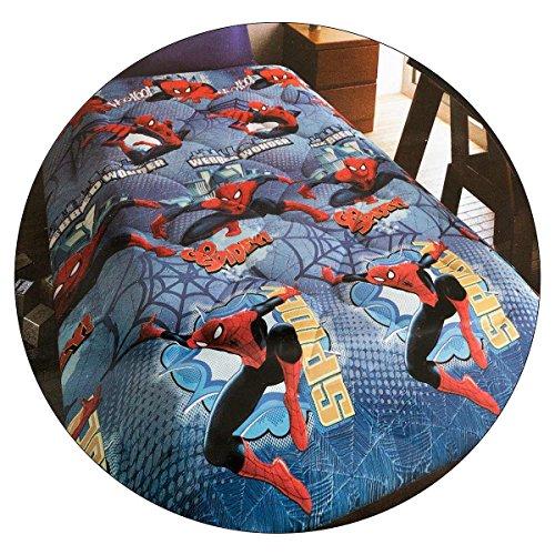 Trapunta spiderman marvel piumone invernale una piazza e mezza q224