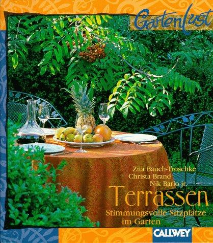 Preisvergleich Produktbild Terrassen: Stimmungsvolle Sitzplätze im Garten