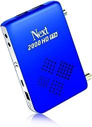 Next & NextStar Next 2000 HD FTA, Dijital HD Uydu Alıcı IPTV Destekli
