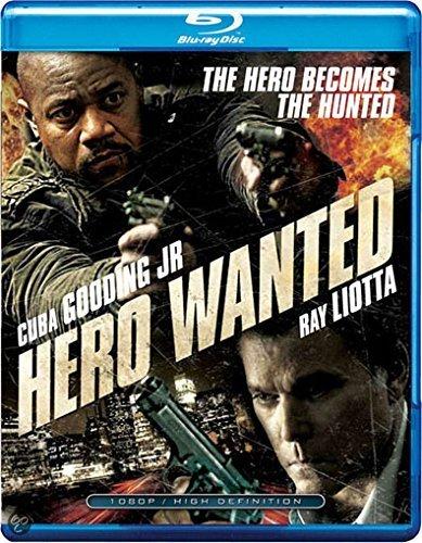 VARIOUS - HERO WANTED - BLURAY (1 Blu-ray)
