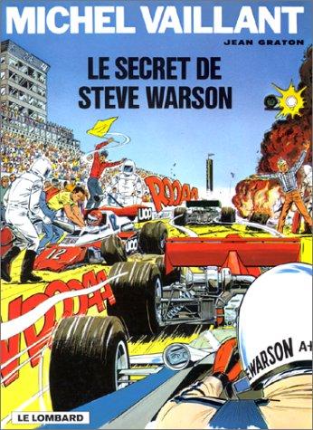 Michel Vaillant, tome 28 : Le secret de ...
