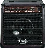 Carlsbro Sherwood 30 Acoustic Guitar Amplifier tiltback cabinet design Instrument and vocal channels