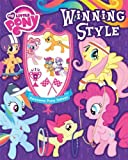 My Little Pony Winning Style: Stories, Activites, and Tattoos (My Little Pony (Reader's Digest)) by Hasbro My Little Pony (2014-03-04)