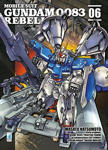 Rebellion. Mobile suit gundam 0083: 6