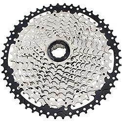 Piñón de 11velocidades FOMTOR 11–50T para bicicleta de montaña Shimano m7000m8000m9000SunRace
