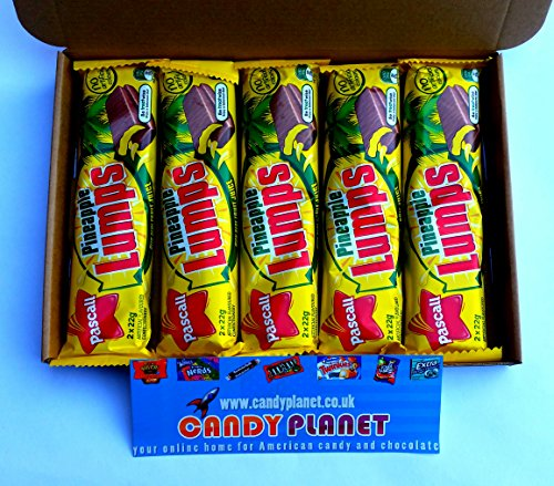 pascall-pineapple-lumps-australian-new-zealand-lolly-sweets-candy-chocolate-44g-5-bars