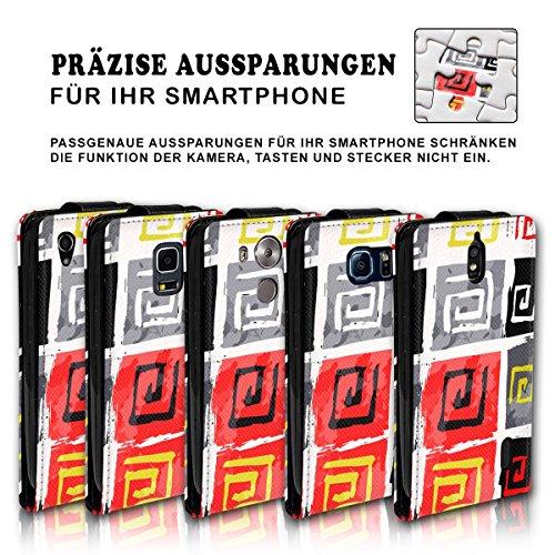 Vertical Alternate Cases Étui Coque de Protection Case Motif carte Étui support pour Apple iPhone 6Plus/6S Plus–Variante Ver29 Design 12