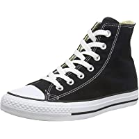 Converse Chuck Taylor all Star-Hi, Sneaker a Collo Alto Unisex-Adulto, Nero (Black M9160c), 39 EU