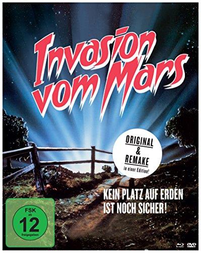 Bild von Invasion vom Mars (+ 2 DVDs) [Blu-ray]