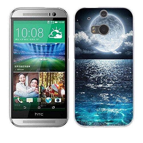 Fubaoda [Supermond] Schutzhülle für One M8 / M8S, [Air-Cushion Kantenschutztechnologie - Bumper Case] Rückschale & TPU-Bumper Weiche Silikon Schutzhülle für HTC One M8 / M8S