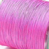 Daoud - Sedal trenzado de pesca de 8filamentos superpotente y de alta calidad, 300m, rosa