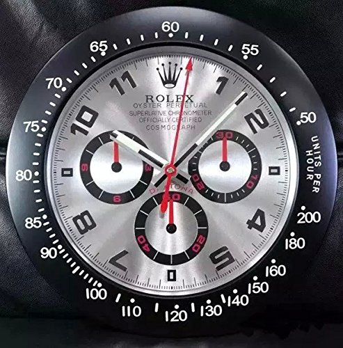 rolex-reloj-de-pared-daytona-relojes-luminosos