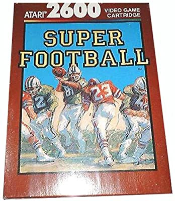 Super Football ( Atari 2600 ) from Atari