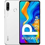 """Huawei P30 Lite Pearl White 6.15"""" 4gb/128gb Dual Sim"""