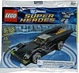 LEGO Super Heroes: Batmobile Jeu De Construction 30161 (Dans Un Sac; 45 pcs)