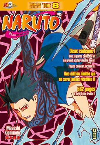 Naruto - Edition Collector Vol.8 par KISHIMOTO Masashi