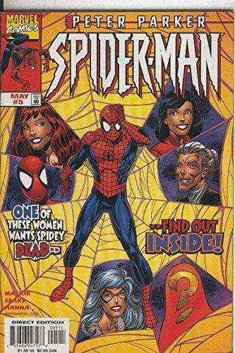 Peter Parker: Spiderman volumen 2 numero 5, may 1999