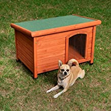 Caseta para Perros Woody con Puerta S: 85 x 57 x 58 cm (An