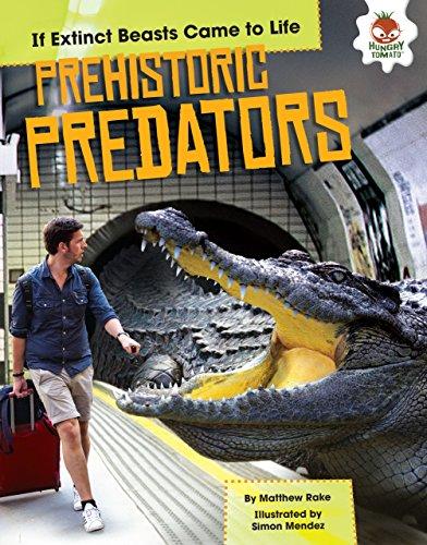 Torrent Español Descargar Prehistoric Predators (If Extinct Beasts Came to Life) Como Bajar PDF Gratis