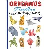 Origamis Faciles: Contenu en couleur | origami facile enfant| origami animaux | origami animaux 3d idéal pour cadeau