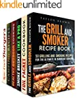 BBQ Bible Box Set (6 in 1): Best Gril...
