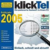 klickTel Fr�hjahr 2005 Bild