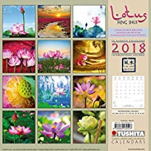 Lotus Feng Shui 2018: Kalender 2018 (Mindful Edition)