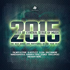 Various Artists-Central Stage Of Music - Best Of 2015