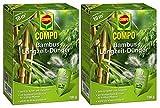 Oleanderhof® Sparset: 2 x COMPO Bambus Langzeit Dünger, 700 g + gratis Oleanderhof Flyer