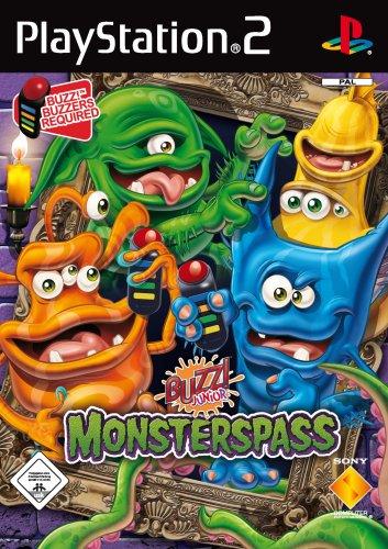 BUZZ! Junior: Monsterspaß