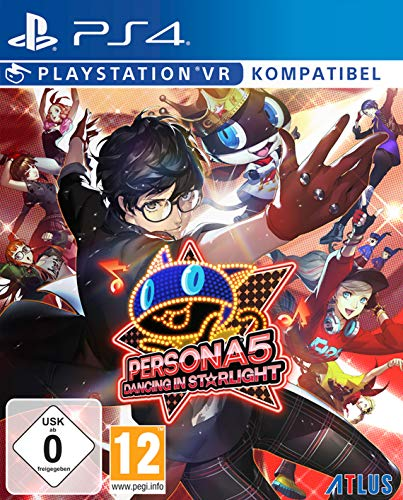 Persona 5: Dancing In The Starlight Day 1 Edition - PlayStation 4 [Edizione: Germania]